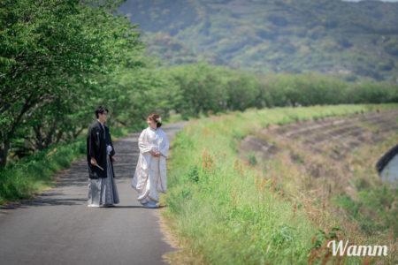 【浜松・細江エリア】都田川と広大な田園と奥浜名湖 洋装も和装も似合うすばらしいロケーションが点在