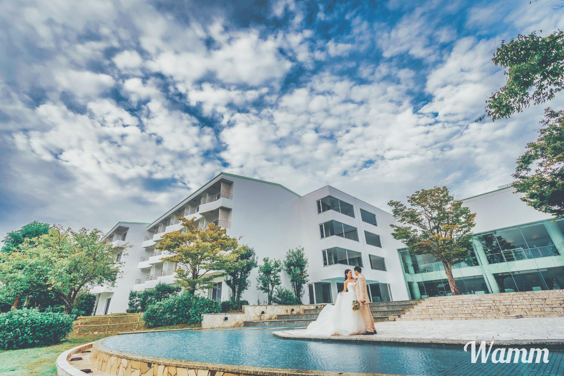 【浜松・東急ハーヴェストクラブ浜名湖】プール続きの湖面シーンが最高すぎるリゾートホテル!