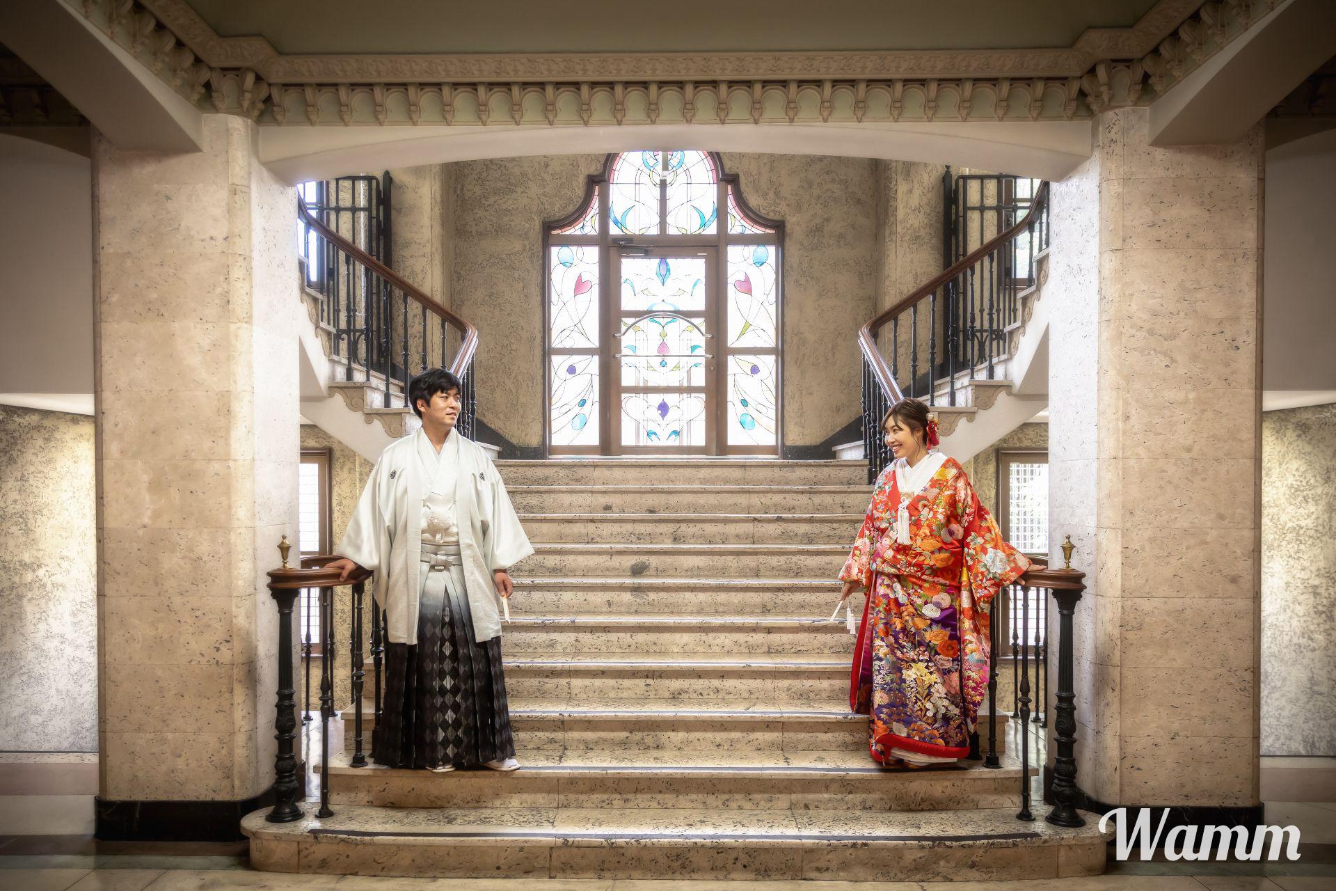 【静岡・静岡市役所本館】静岡でフォトウェディングなら洋装和装問わずおすすめの施設