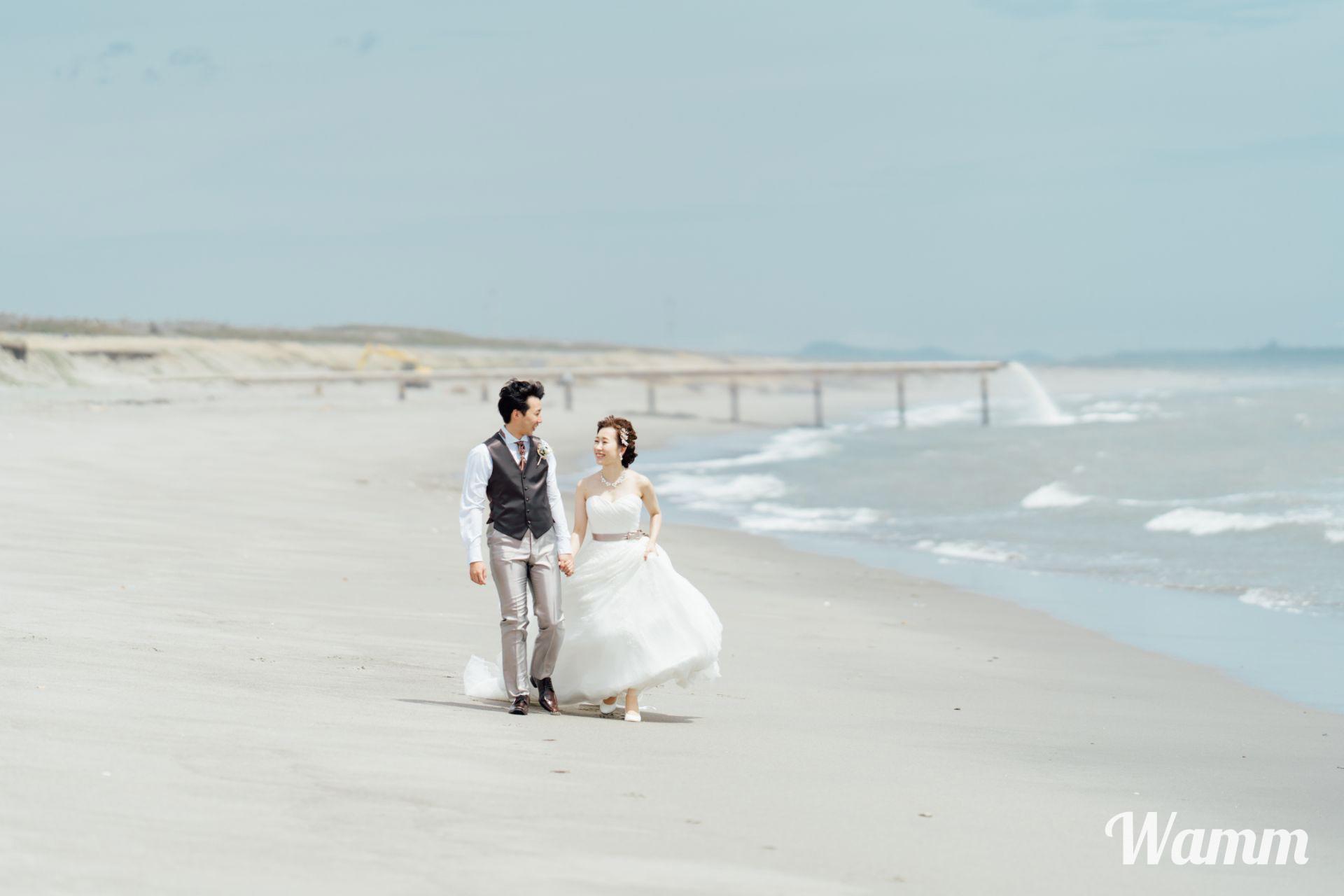 【袋井 浅羽海岸】この海岸の魅力 それはいつも変化する波と風なんです
